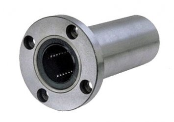 Flanged ball bushing JBFL long