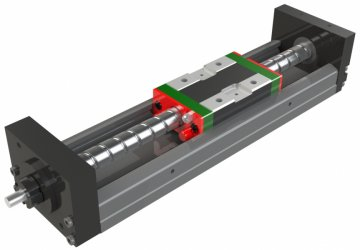 Linear axis KK50 type H
