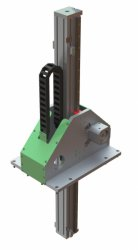 Z-axis for linear system HD4